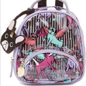 🎒Betsey Johnson Mini Backpack